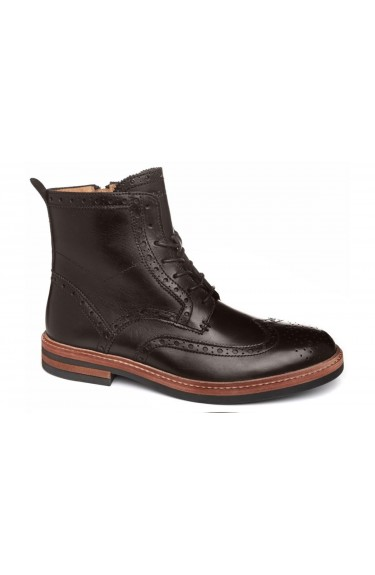 WILSON BOOT FGL  DARK BROWN