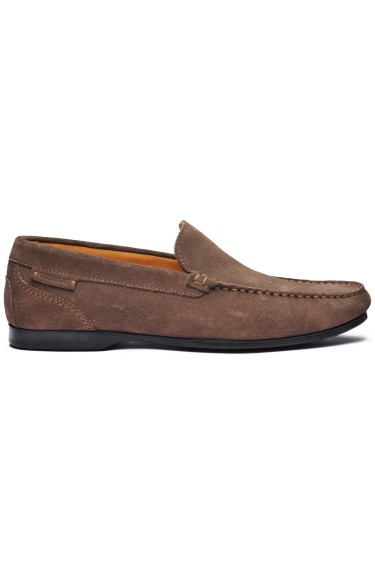 Sullivan Suede Men Almond