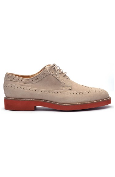 Princeton Men  Beige/Camel/Red