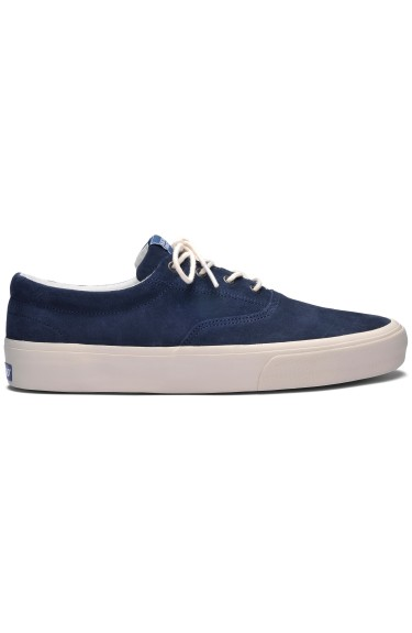 Docksides John Suede Men Blue navy