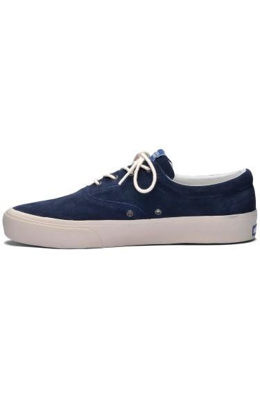 Docksides John Suede Men Blue navy