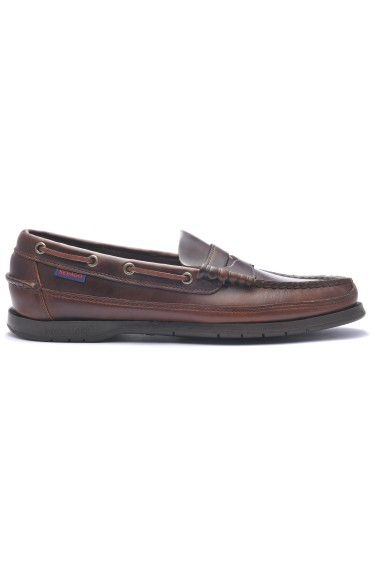 Docksides Sloop Men  Brown Gum