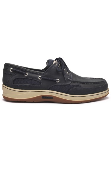 Docksides Clovehitch II FGL Waxed Men Blue/Navy