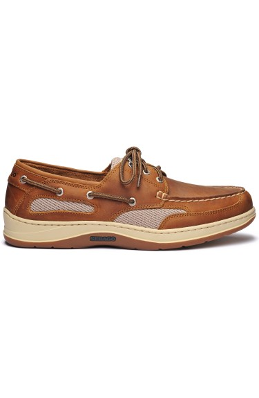 Docksides Clovehitch II FGL  Waxed Brown Tan