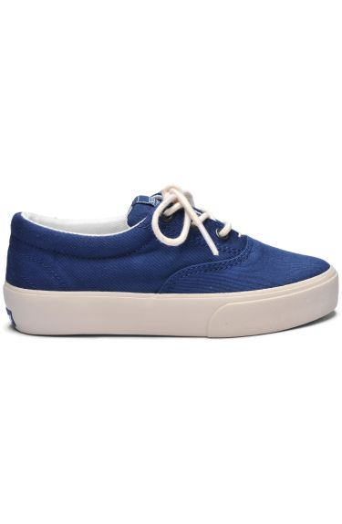 Docksides John Kids  Blue/Navy