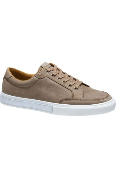 Robinson Lace Up  Leather/Nubuck Tan