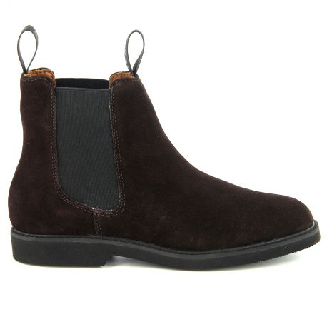 Chelsea Polaris Women  Dark Brown