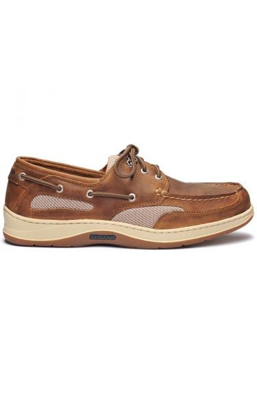 Docksides Clovehitch II FGL Waxed  Walnut