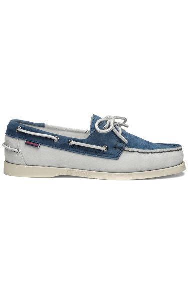 Docksides Jib Flags  Blue/Off White