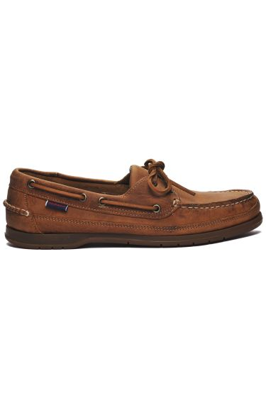 Docksides Schooner Crazy  Brown Tan