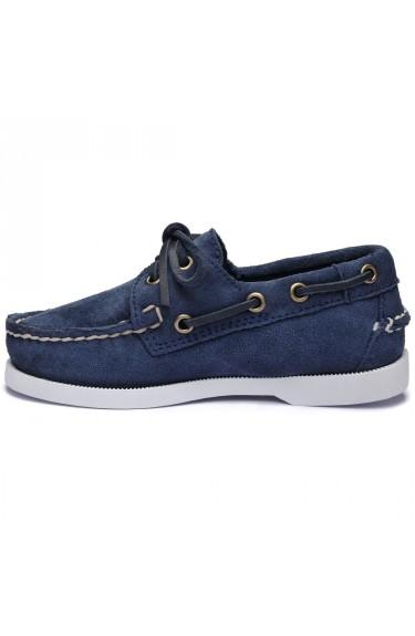DO K SUEDE Blue Navy