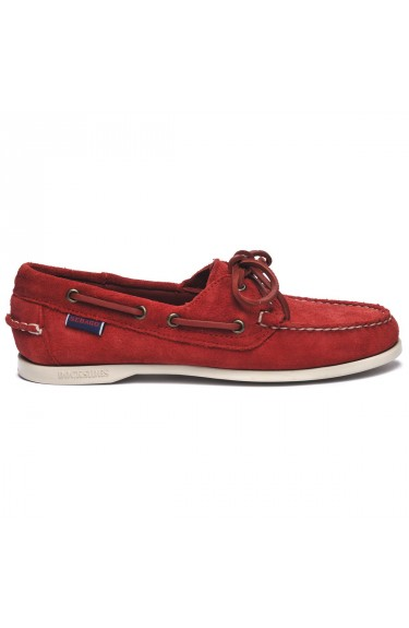 JAQUEL SUEDE Red