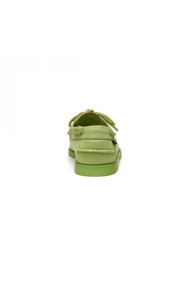 DOCKSIDES NUBUCK  Full Baby Green